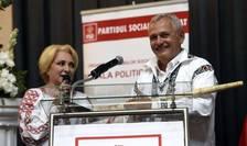 Viorica Dăncilă dă de înțeles că și-ar dori un președinte diferit de cum era Liviu Dragnea (Sursa foto: Facebook/PSD)