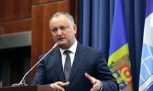 Președintele R. Moldova Igor Dodon