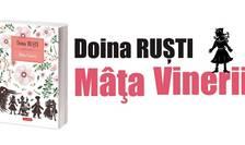 Doina Ruști, romanul Mâța Vinerii, editura Polirom