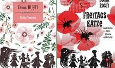 Romanul Mâța Vinerii de Doina Ruști -  Freitagskatze, în traducerea lui Roland Erb