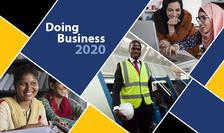 România a coborât trei locuri în clasamentul Doing Business 2020.