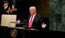 Donald Trump la tribuna ONU, 25 septembrie 2018