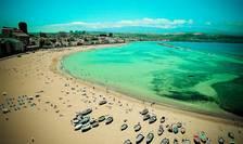 Plajă din Insulele Canare