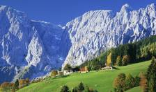 Cinci alpinişti, morţi în Alpii austrieci