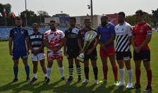 Căpitanii celor opt echipe care iau startul în Super Liga CEC Bank
