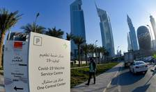 Dubai încearca sa atraga turistii straini promitându-le un vaccin.