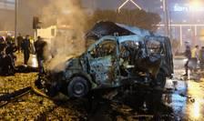 Dublu atac in Istanbul, 10 decembrie 2016