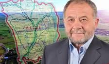 Dumitru Buzatu speră că Mircea Diaconu o va susține pe Viorica Dăncilă în turul secund al alegerilor prezidențiale (Sursa foto: Facebook/PSD Vaslui)