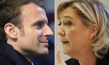 Dezbatere televizata Emanuel Macron- Marine Le Pen