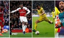 Liverpool, Arsenal, Chelsea și Tottenham în finalele cupelor europene la fotbal