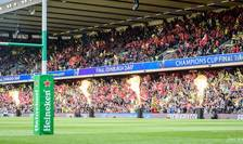 Stadionul BT Murrayfield din Edinburgh