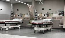 Dosar penal pentru construirea spitalului mobil de la Letcani