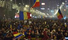 Proteste în Bucureşti, 26 noiembrie 2017 (Sursa foto: Facebook/Alberto Groşescu)