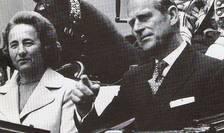 Elena Ceaușescu și Prințul Philip în 1978