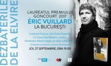 """Lansarea cărții - """"Ordinea de zi"""" de Éric Vuillard - laureatul Premiului Goncourt 2017"""