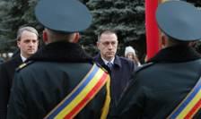 Ministrul român al Apărării, Mihai Fifor, a discutat cu omologul său de la Chișinău, Eugen Sturza, agenda colaborării în domeniul militar cu R.Moldova