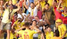 Ianis Hagi, unul dintre marcatorii meciului cu Anglia (Sursa foto: site FRF)