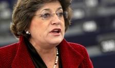 Ana Gomes, critică la adresa lui Liviu Dragnea (Sursa foto: euractiv.com)