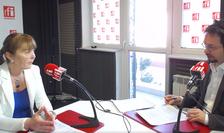 Monica Macovei, în studioul RFI, luni, 27 martie 2017