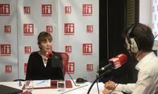 Monica Macovei, în studioul RFI, luni, 10 iulie 2017