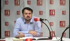 Cristian Ghinea pledează pentru organizarea unui referendum pe tema justiţiei (Foto: arhivă RFI)