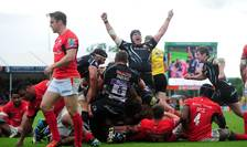Exeter Chiefs 18 Saracens 16