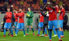 FCSB-Lazio, în Liga Europa la fotbal (Sursa foto: steauafc.com)