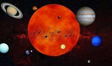Saturn și Jupiter vor fi în conjuncție pe 21 decembrie 2020 (Sursa foto: pixabay-ilustrație)