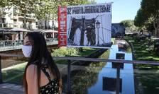 Festivalul de foto-jurnalism Visa pour l'Image din Perpignan a reusit sa aiba loc si în acest an special, marcat de croronavirus.