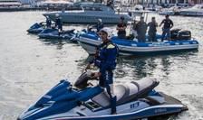 Fortele de ordine au fost mobilizate pentru întalnirea G7 ce are loc pe insula italiana Ischia