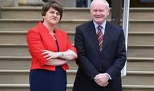 Arlene Foster și Martin McGuinness