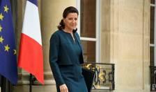 Fostul ministru al Sanatatii, Agnès Buzyn - s-a aflat pe functie pâna pe 16 februarie 2020.