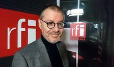 Mihai Popa Radu la radio RFI