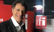 Philippe Rosinski in studioul RFI Romania