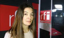 Raluca Șoaită la RFI