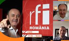 Mirel Bran si Marius Lazarescu la Noi venim din viitor, despre Bacania Tei