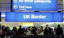 Punct de trecere a frontierei britanice