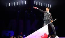 Concert Mika la Paris
