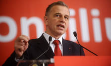 Senatorul Mircea Geoană