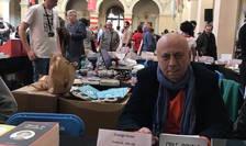 """George Arion, Salonul de carte poliţistă """"Quais du Polar"""", Lyon, 29 martie 2019"""