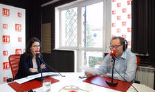 Georgiana Iancu și Constantin Rudniţchi la Business ON AIR