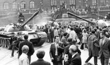 21 august 1968 – tancurile ruseşti sunt la Praga