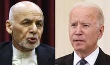 Presedintele afgan Ashraf Ghani si omologul sàu american Joe Biden se vor întâlni la Casa albà vineri 25 iunie 2021.