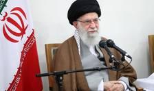 Liderul suprem iranian Ali Khamenei pastreaza o atitudine fermă împotriva Occidentului