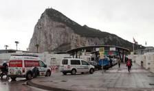 Frontiera Gibraltar - Spania