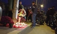 Bogdan Gigină a decedat după ce a căzut cu motocicleta într-o groapă în timp ce se afla în coloana oficială a lui Gabriel Oprea