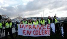 """""""Franţa furioasă"""" – unul dintre sloganurile vestelor galbene"""