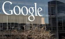Sediul californian al firmei Google de la Mountain View.