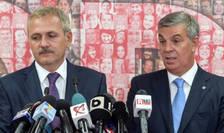 Liviu Dragnea şi Valeriu Zgonea, foşti colegi în conducerea PSD