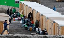 Noua tabàrà pentru refugiati de la Grande-Synthe respectà normele internationale